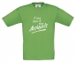 Preview: KIDS T-Shirt -I was born to save animals-