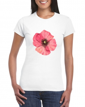 T-Shirt -Flower two-