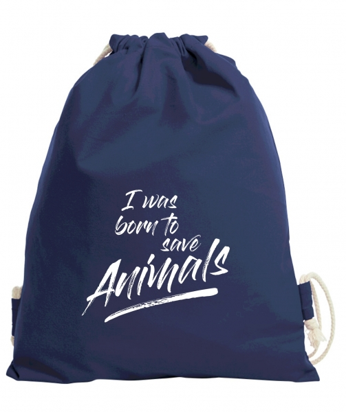 Gymsac -I was born to save animals-